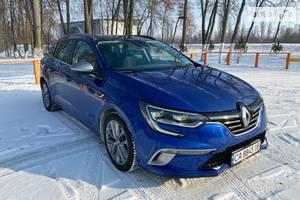 Renault Megane BOSE GTLine LED16.12 2016