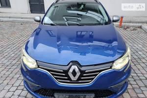 Renault Megane Bose Gt line 2017