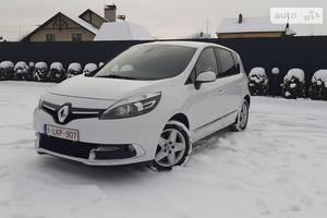 Renault Scenic LedNaviKlima Automat 2016