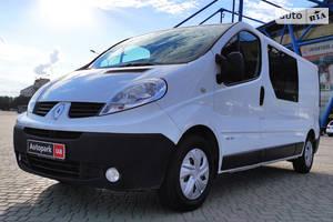 Renault Trafic груз.-пасс.  2011