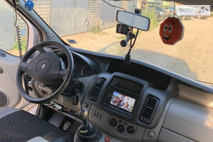 Renault Trafic пасс. passenger  2012