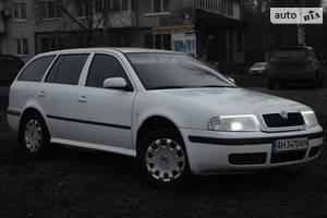 Skoda Octavia Tour  2002