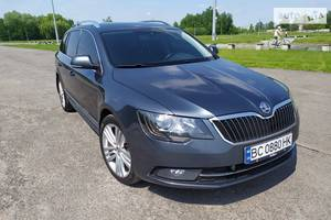 Skoda Superb  4x4 WEBASTO IDEAL 2013