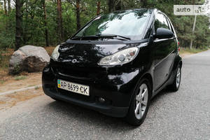 Smart Fortwo Coupe 451 2007