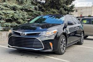 Toyota Avalon 2016 XLE bez DTP 2015