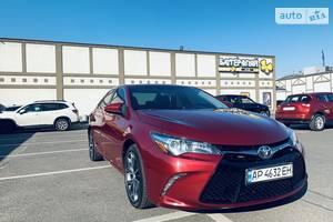 Toyota Camry XSE Газ-Бензин 2015