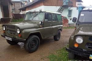 УАЗ 469Б  1981