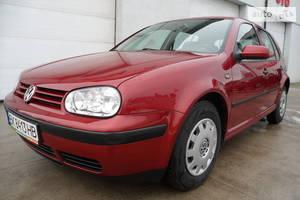 Volkswagen Golf IV ORIGINAL CROSS 109t 1999