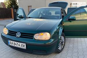 Volkswagen Golf IV IDEAL 1998