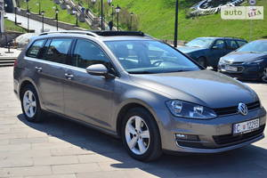 Volkswagen Golf VII  Panorama Highline  2016