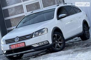 Volkswagen Passat Alltrack 125kw 2012