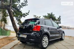 Volkswagen Polo Sport HIGHL 105 л.с 2012