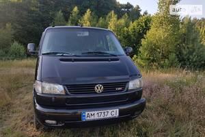 Volkswagen T4 (Transporter) пасс. 111 kw 2003