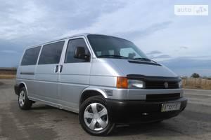 Volkswagen T4 (Transporter) пасс. LONG 1999
