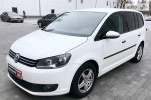 Volkswagen Touran Официал 2013