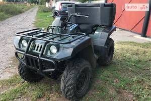 Yamaha Grizzly 600 2001