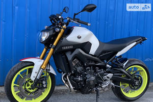 Yamaha MT-09 NEW  2017